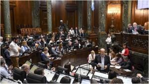 """La Legislatura porteña borró a """"trapitos"""" y """"limpiavidrios"""""""