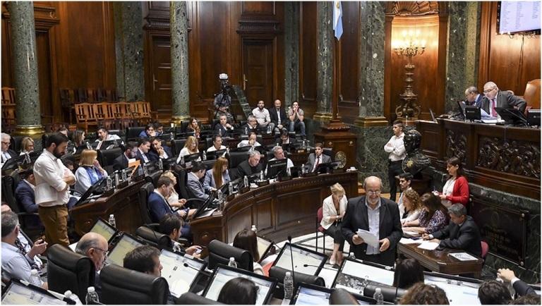 Legislatura Porteña 2018