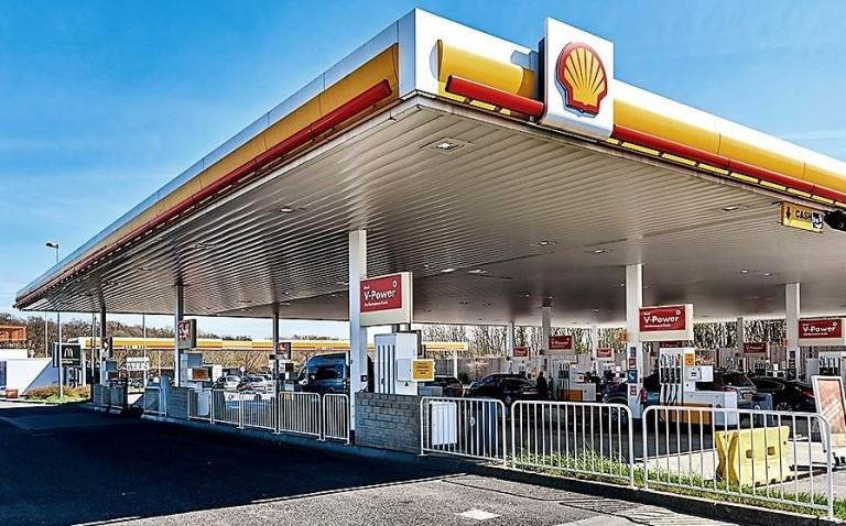 Estacion de servicios Shell