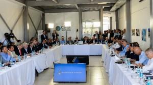 """Macri: """"Hemos decidido cambiar la Argentina de raíz y para siempre"""""""