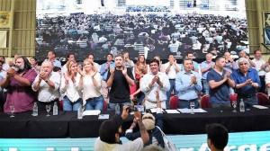 Cumbre del PJ bonaerense para definir estrategias de campaña