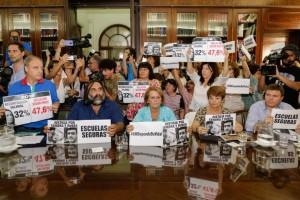 Paritaria docente: la Provincia busca destrabar el conflicto