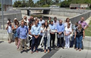 La Plata: punto final a las obras contra las inundaciones