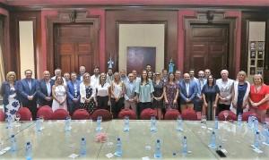 Vidal apuró a senadores de Cambiemos para que salgan a defender la gestión