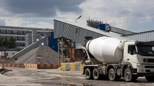 Una buena: el despacho de cemento creció en febrero 1,5%