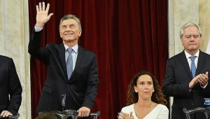 """Macri: """"La Argentina está mejor parada que en 2015"""""""
