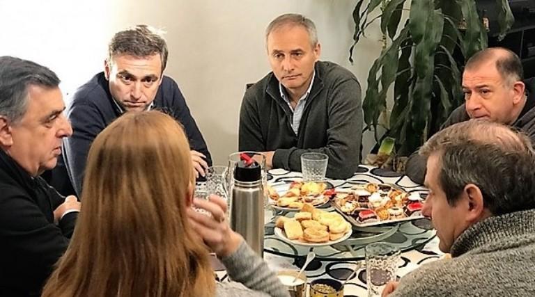 Mestre, Negri, Baldassi y Juez - Cordoba