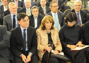 Scioli lanza su candidatura a presidente con un acto cultural