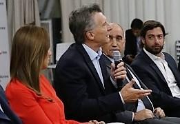 Vidal, Macri, Salvador y Salvai