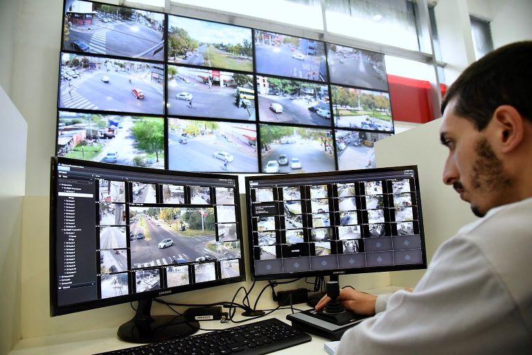 Centro de Operaciones y Monitoreo La Plata 2