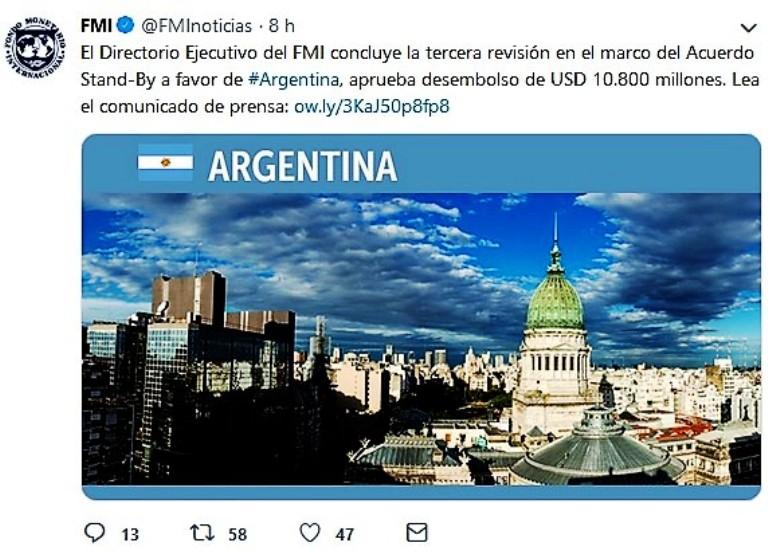 FMI - Argentina
