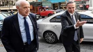 """Pichetto dijo que Lavagna """"no tiene visión política"""""""