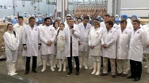 Macri anunció que China importará carne de cerdo argentina