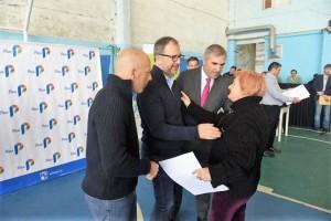Perechodnik defendió las medidas económicas que lanzó Vidal