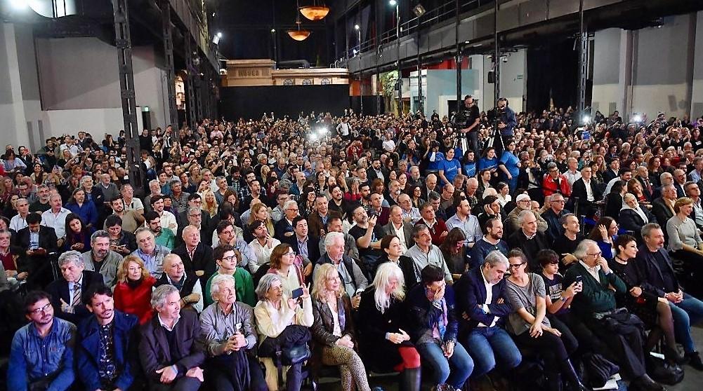 Acto de Cristina Kirchner - Feria del Libro