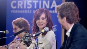 CFK: «Necesitamos un nuevo contrato social para salir de la crisis»
