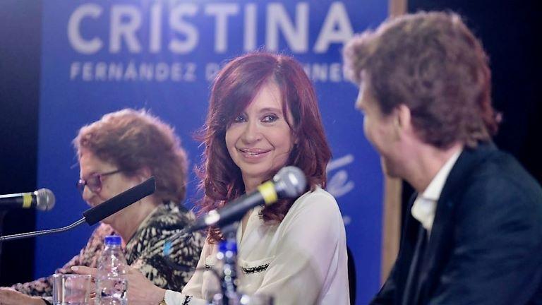 Cristina Kirchner - Feria del Libro