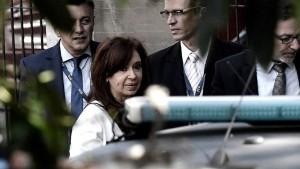 Arranca el primer juicio oral a CFK por asociación ilícita