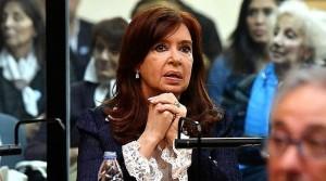 El juicio a Cristina Kirchner entró en cuarto intermedio hasta el lunes