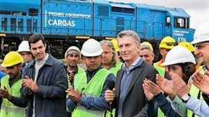 "Macri: ""Si volvemos al pasado nos vamos a autodestruir"""