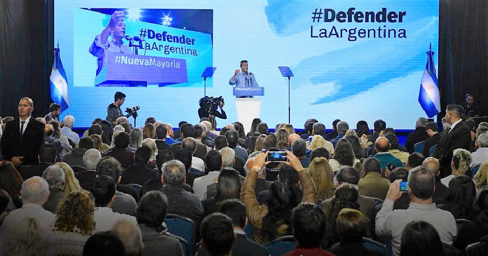 Massa - Congreso Frente Renovador