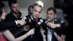 Pichetto: «Los dichos de Alberto apuntan a generar una corrida cambiaria»
