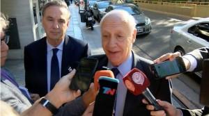 """Pichetto y Lavagna ensalsan a Schiaretti como """"armador"""" de la oposición"""