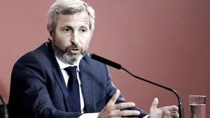 Frigerio reiteró que el Gobierno convocará a Cristina Kirchner