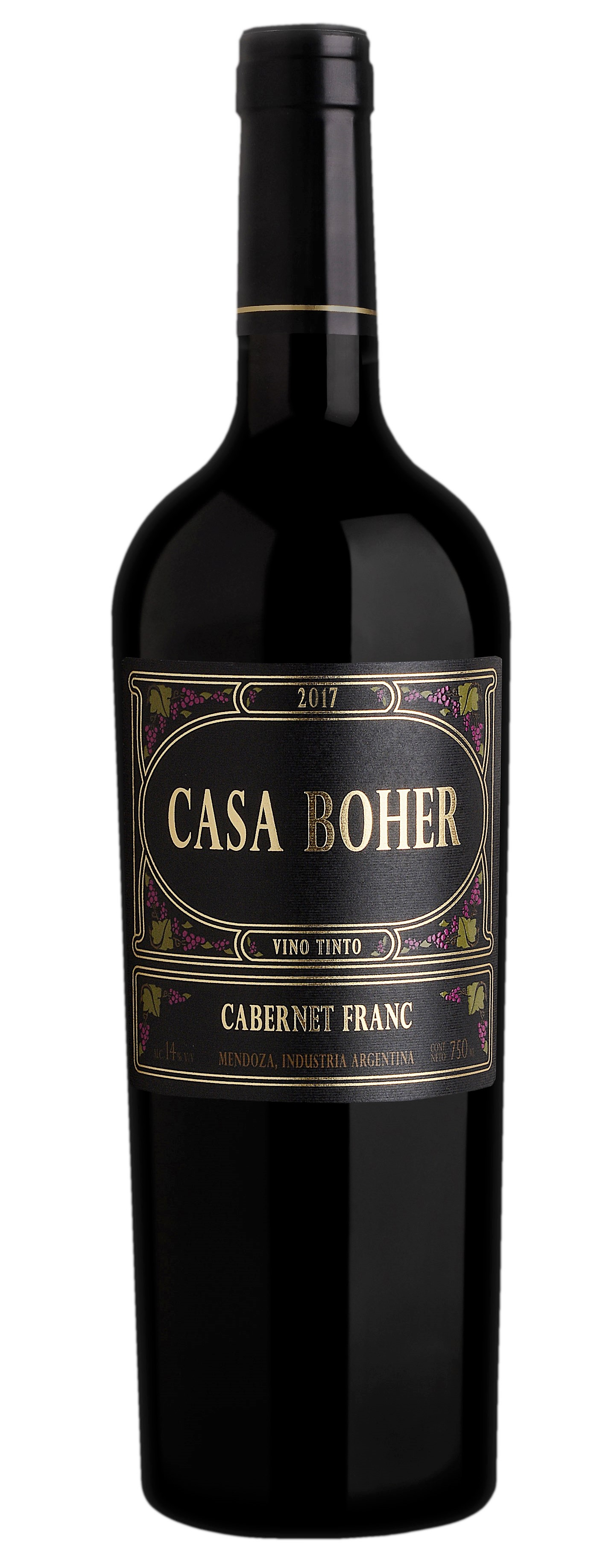 Casa Boher Cabernet Franc 2017