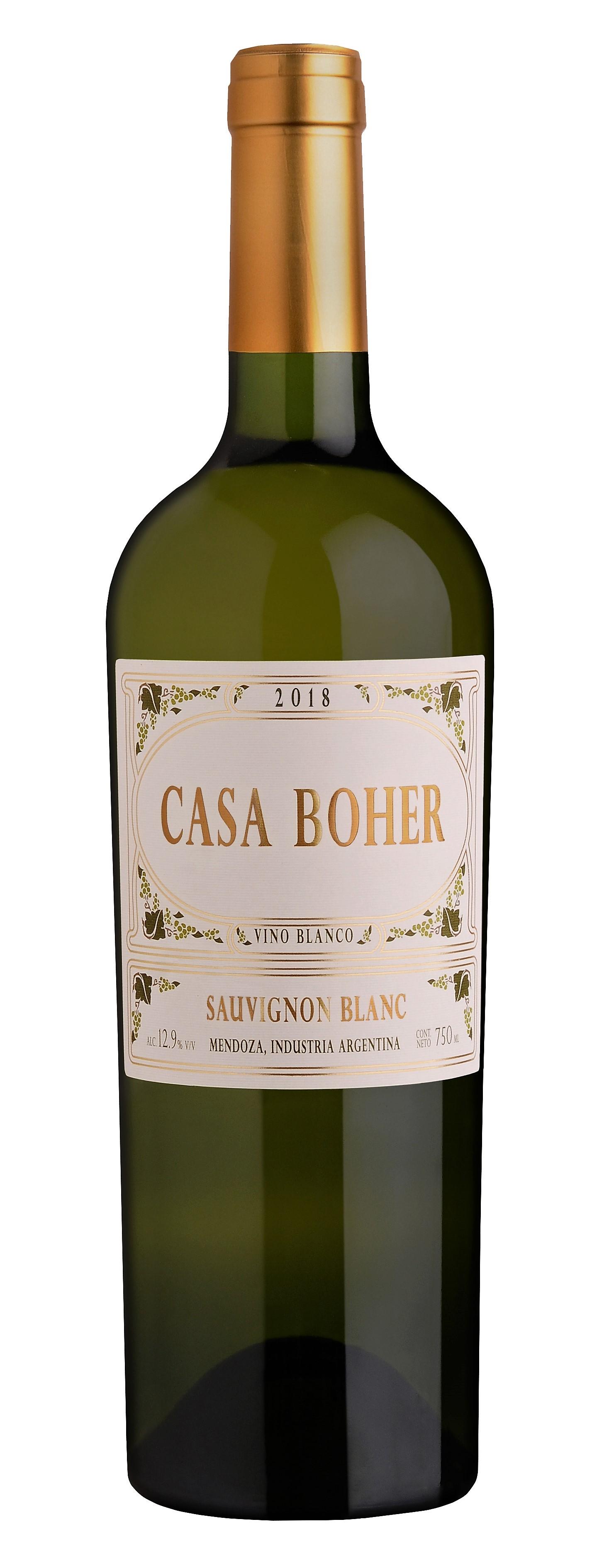 Casa Boher Sauvignon Blanc 2018