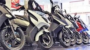 Crece 27,4% interanual la venta de motos usadas en mayo