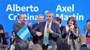 Alberto: «No se puede seguir pensando la Argentina sin el campo»