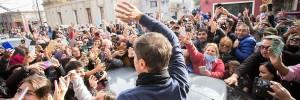 Kicillof se concentra en el Conurbano, con economía y seguridad como ejes