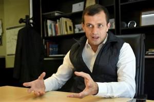 """Bucca: """"La polarización es una discusión de dirigentes alejados de sociedad"""""""