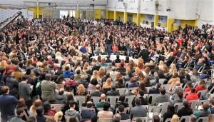 Vidal y Garro le pegaron al peronismo por la herencia educativa
