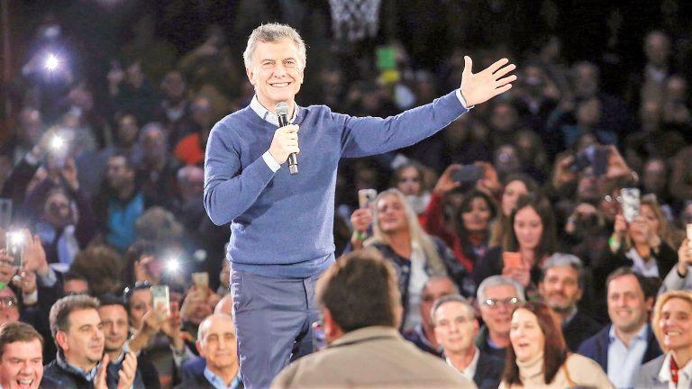 Macri en Mar del Plata