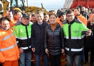 Vidal sale a pelear votos en todos los rincones de la Provincia