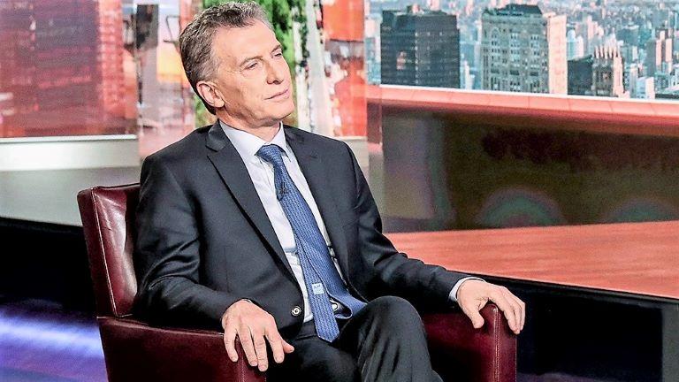 Mauricio Macri - CNN