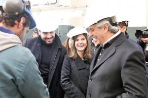 """En Mar del Plata, Alberto pidió una «oportunidad"""" para """"demostrar»"""