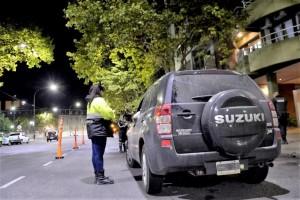 Secuestran más de 30 vehículos en La Plata en operativos de seguridad vial