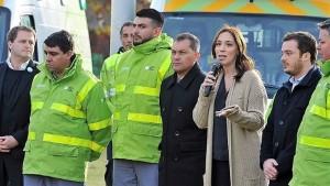 Vidal volvió a cuestionar a Magario por no implementar el SAME