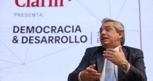 Alberto a Macri: que «no busque culpables fuera de su gobierno»