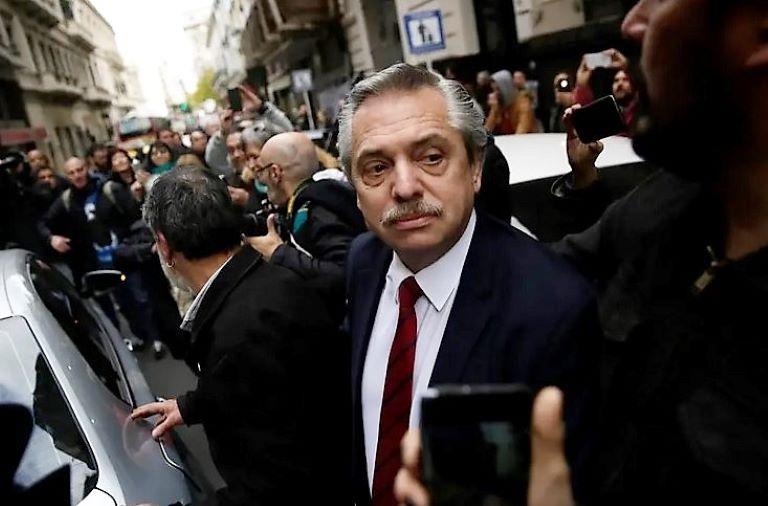 Alberto Fernandez ganador PASO 2019
