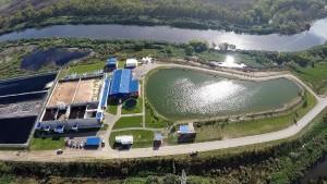 Ceamse inaugura fábrica de ecoladrillos, hechos con residuos sólidos urbanos