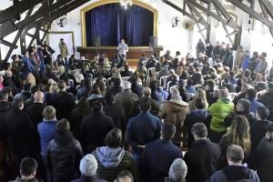 La receta de Garro para quitarle votos peronistas a Saintout