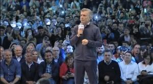 Macri: «La Argentina que soñamos no está en el pasado»