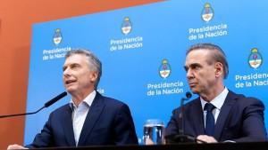 Macri apuesta a octubre y culpó al kirchnerismo por la inestabilidad