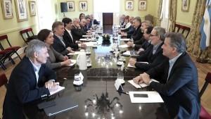 """Del """"no hay cogobierno"""" de Lacunza, a las reacciones de la oposición"""