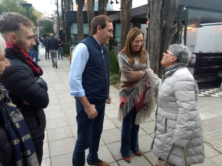 Vidal y Garro en City Bell