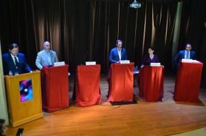 Saintout faltó al debate de los candidatos a intendente de La Plata